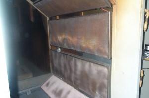 Ramp Oven