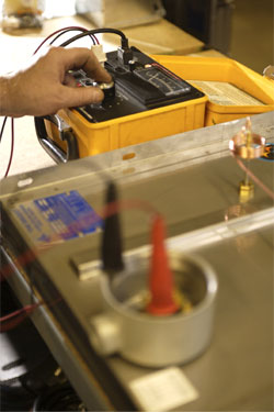 We are experts in the testing, repair, refurbishment and modification of catalytic heaters